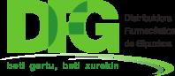 DFG – Distribuidora farmacéutica Guipuzcoana Logo